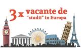 400 x trusa de jucarii, 3 x voucher pentru o excursie de studii intr-un parc tematic din Europa - Londra/ Efteling/ Hanovra