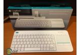 1 x tastatura Logitech K400 Plus