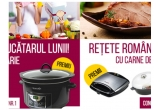 1 x Slow cooker 4.7L Digital Crock-Pot, 1 x Tigaie cu capac 28 cm - Vitesse Vitesse France, 1 x Sandwich Maker Breville