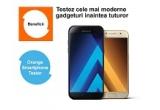 5 x smartphone Samsung Galaxy A3, 5 x smartphone Samsung Galaxy A5
