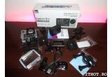 1 x camera de actiune Explorer Pro + 3 incarcatoare fast charging