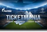 1 x 2 bilete la meciurile din grupele UEFA Champions League