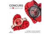 1 x ceas la alegere marca Daniel Klein pentru tine si unul pentru perechea ta