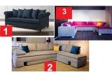 3 x canapea Mobella la alegere