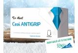 10 x voucher de 300 lei pentru cumparaturi in Sensiblu + Ceaiul Antigripal Dr.Hart