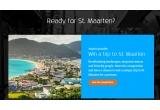 1 x vacanta de 6 zile la St. Maarten + cina de binevenit + tour al insulei + excursie pe insula Saba cu 2 nopti cazare