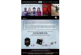 3 x smartwatch Star Dark, 10 x set format din ochelari de soare + agenda