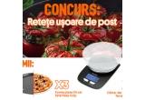 2 x Cantar de bucatarie T021 Terraillon, 3 x Forma pizza 34 cm Tefal easy grip