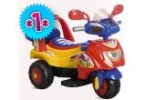 o  Motociclet Electrica Racing , o Tricicleta Dandy<br />