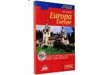 """<p> cartea """"Atlas rutier Europa""""<br /> </p>"""