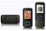 <p> un telefon mobil Sony Ericsson F305<br /> </p>