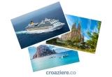 1 x Croaziera de 5 zile in Mediterana pentru 2 persoane, 1 x Voucher Vola.ro in valoare de 300 euro, 1 x Experiența de 2 nopți pentru 2 persoane pe Domeniul Mikes din Zabala