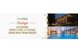 1 x Weekend de relaxare pentru doua persoane la Teleferic Grand Hotel Poiana Brașov ★★★★