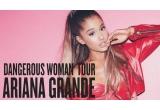 1 x 2 bilete la concertul Arianei Grande si un city break in Paris + 500 euro bani de buzunar