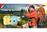 2 x aparat foto FujiFilm Instax Mini cu 20 de hartii foto
