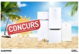1 x combina frigorifica Albatros CF39A+ 312L A+ Alb cf39a+, 1 x frigider Albatros FA11+ 82L A+ Alb fa11+, 1 x frigider Albatros FA28+ 212L A+ Alb fa28+