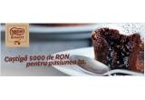 3 x voucher pentrugatit.ro de 5000 RON pentru achizitionarea echipamentelor profesionale de gatit