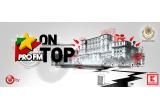 150 x invitatie dubla la evenimentul ProFM On Top - concert pe acoperisul Casei Poporului