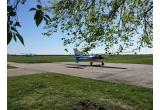 1 x tura deasupra Lugojului cu avionul + inclusiv transportul pana la Aerodromul Cioca din Timisoara si retur