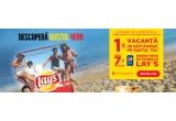 11 x voucher turistic Happy Tour de 9900 lei, 6.999.793 x doza de Pepsi 0.33 ml