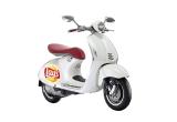 2 x scuter Vespa Primavera 50 2T ALB