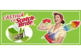 3 x set podele 360° Microfibra Scotch-Brite™