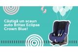 1 x scaun auto Britax Eclipse Crown Blue