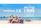 4 x Excursie in Mamaia pentru 4 persoane + 1000 euro de cheltuiala, 400 x voucher Lidl de 50 lei