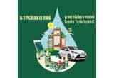 1 x masina Toyota Yaris Terra Hybrid, 11 x iPhone 7