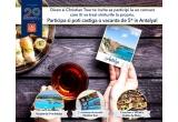 1 x Vacanta all inclusive de 5* in Antalya, 2 x voucher Christian Tour de 50 euro, 2 x voucher de 100 ron la Cuisine by Divan