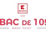 garantat: acces gratuit la UNTOLD + voucher de 500 RON Kaufland