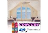3 x premiu constand in produse de curatenie Asevi Mio si Asevi Portocala