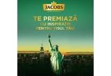 3 x voucher de calatorie de 5000 euro pentru o vacanta la New York, 60.000 x Pachet de Jacobs Kronung 100 g,