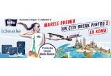 84 x set cu produse de ingrijire Bella, 8 x perie rotativa Bellis Brushing, 1 x city break la Roma pentru 2 persoane