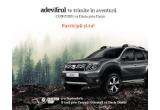 1 x excursie de 5 zile prin Carpatii Orientali cu Dacia Duster