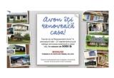1 x renovarea exterioara a casei de pana la 5000 dolari