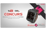 1 x smartwatch Bluboo uWatch Negru BB-UWATCH-BK