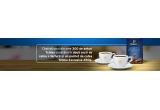 300 x set Tchibo constand in cesti si farfurii + pachete cafea Tchibo Exclusive 250g