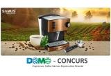 1 x espressor cafea Samus Espressimo Bronze 850W