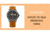 1 x ceas barbatesc Timex T49991 din colecția Expedition
