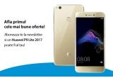 1 x smartphone Huawei P9 Lite 2017