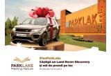 1 x masina Land Rover Discovery, 3 x iPhone 7 32 GB, 1950 x Umbrela logo ParkLake, 1950 x Cana logo PArkLake, 169 x ParkLake voucher de 50 ron, 156 x Voucher HERVIS SPORTS de 150 ron, 10 x Voucher LEE COOPER  de 50 ron, 35 x Voucher SPARTAN (Gyros Puisor) de 13 ron, 20 x Voucher KITCHEN SHOP de 50 ron, 100 x Vocher WORLD CLASS ( acces gratuit 7 zile) de 200 ron, 20 x Voucher SEPHORA de 50 ron, 100 x Voucher SARBUCKS de 19 ron, 128 x produs cosmetic Douglas, 1 x pereche pantofi pentru barbati Luciano Partelli, 1 x pereche ghete sport dama Gioseppo, 1 x Play Park ( petrecere privata pentru 10 copii),