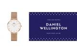 1 x ceas de dama Daniel Wellington de culoare auriu-roz
