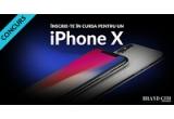 1 x iPhone X Silver 64 GB