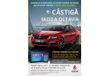 1 x mașina Skoda Octavia Smart, 22 x tableta Samsung Galaxy Tab S2, 24 x smartphone Samsung Galaxy A3