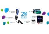 "20 x smartphone  Huawei P9 Lite 2017 Dual SlM, 20 x pereche casti Bluetooth Jabra Talk Multipoint, 20 x boxa portabila Huawei AM08 Bluetooth White, 20 x ceas E-Boda smart time 330 smartwatch black, 20 x bratara fitness MyKronoz ZeFit 3 Blue, 20 x tableta Vonino Navo S 7"" WiFi BlackA//hite"
