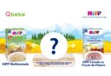 3 x umbrela HiPP pentru copii + cutie de HiPP Multicereale (200g) + cutie de HiPP Primul biscuit al copilului (150g) + set de lingurite HiPP + Baveta HiPP + Carte de colorat HiPP + ascutitoare HiPP + set creioane de colorat + Sacosa de panza HiPP