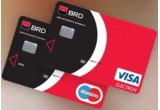 1 x 10.000 de lei sub forma unui card bancar BRD nenominal preplatit