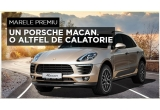 1 x masina Porsche Macan, pachete si carduri cadou de shopping online