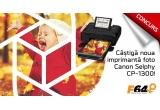 1 x Imprimanta foto Canon Selphy CP-1300